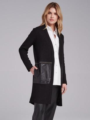 Długi sweter damski  -  FI508-5-02