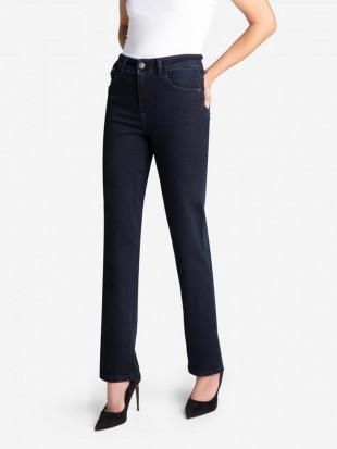Klasyczne spodnie jeans MILLA 03-215 ROCKS JEANS