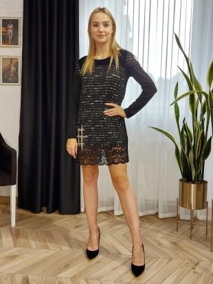 Koronkowa sukienka ELISA CAVALETTI